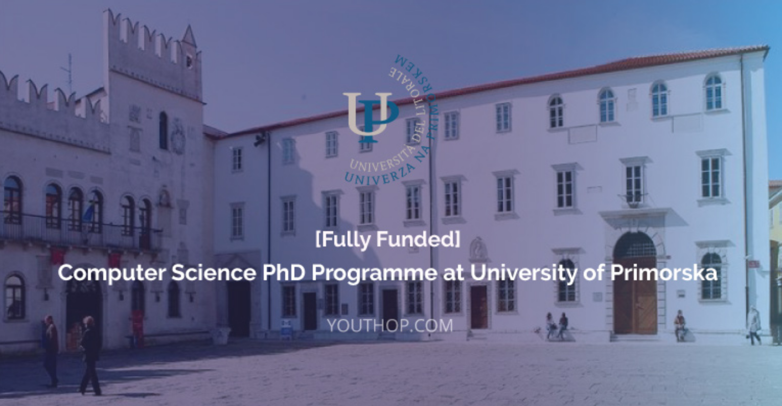 Fully funded Joint PhD (co-tutelle) in Computer Science at
